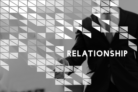 Relationship Relation Contact Connection Word