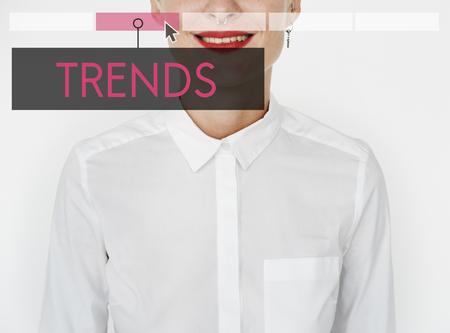 トレンド ファッション近代最新デザイン スタイル