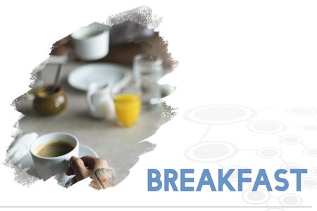 grabing: Breakfast Food Meal Healthy Plate Eating