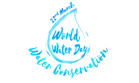 World Water Day Earth Environmental Conservation Stock fotó - 78687043