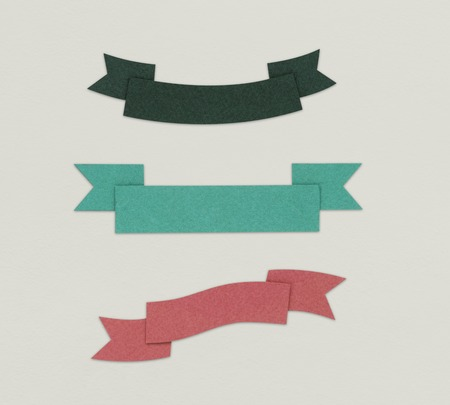 Ribbon Decoration Graphic Sign Symbol
