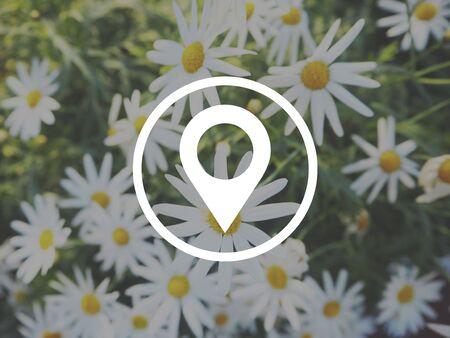 Sistema di posizionamento globale GPS Archivio Fotografico - 78682241