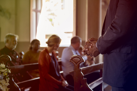 사람들 교회 믿음의 신앙