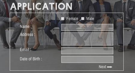 questionaire: Application Form Privacy Questionaire Information