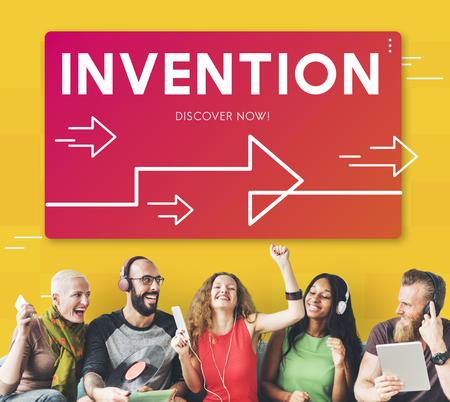 Invention Novelty Design Innovation Creativity