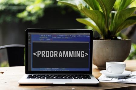 Programming Coding Software Application Program Word
