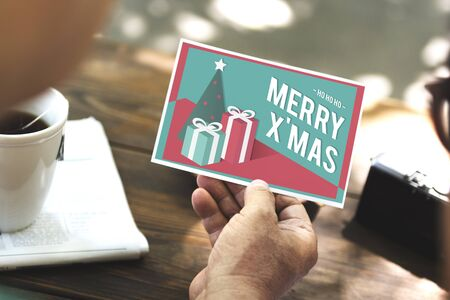 Merry Christmas Celebration Holiday Concept