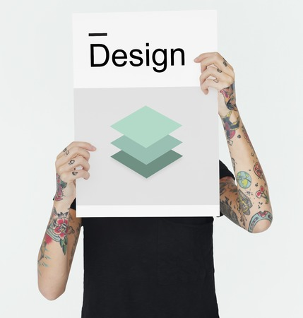 Design creative imagination inspration graphic