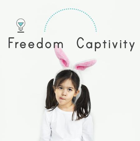 Antonym Opposite Freedom Captivity Flexibility Restriction