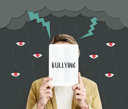 Bullying Behavior Community Problem Icon