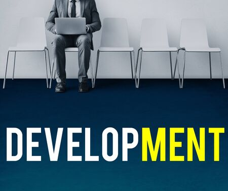 Business Development Goals Expansion Achievement Word Imagens - 78853539