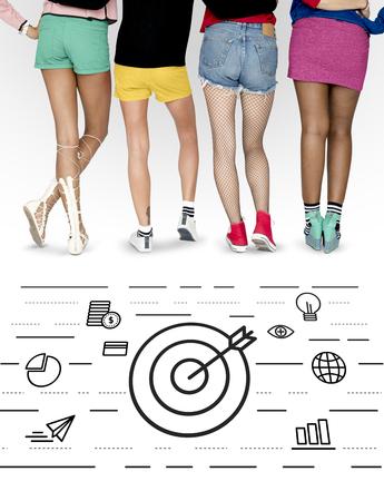 Business Plan Marketing Strategy Goals Target Imagens