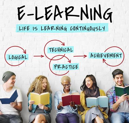 E ラーニングの知識の学者