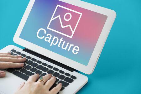 Capture Record Focus Frame Media Photo