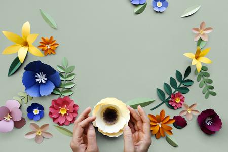 Bloem Plant Floral Nature Designs Stockfoto - 78866319