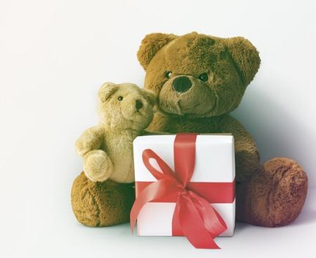 plushie: Teddy Bear toy Pprsent gift on valentine