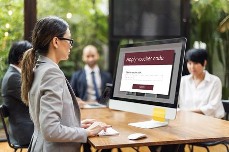 post it: Apply Voucher Code Starting Download