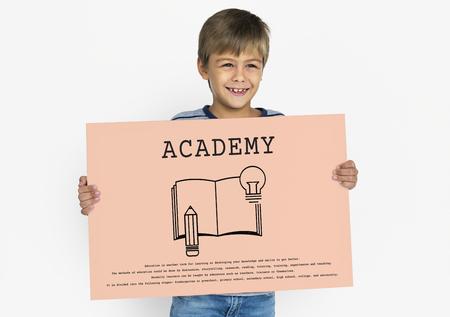 Concetto della scuola di apprendimento dell'educazione di formazione Archivio Fotografico - 78888390