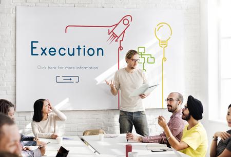 Execution Accomplish Carry Doing Practice