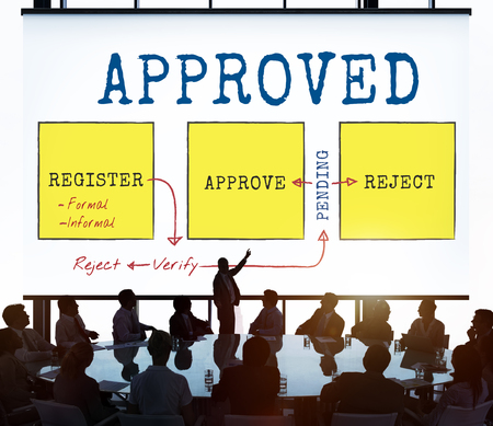 confirmed: Accepted Approved Certified Completed Confirmed