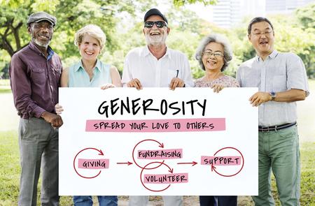 Uitkeer Grantor Philanthropy Generosity Giving