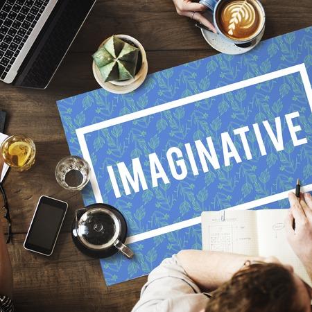 Fresh Ideas Imaginative Be Creative