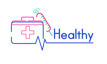 First Aid Box Healthcare Treatment Graphic Imagens