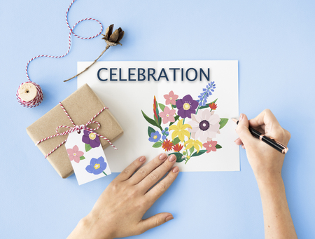 Celebration Congratulation Welcome Appreciation Greetings Imagens