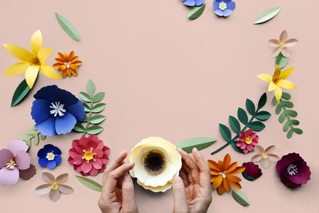 Bloem Plant Floral Nature Designs Stockfoto - 79279223