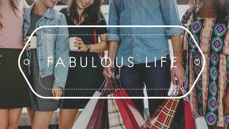 Work Hard Shop Harder Lifestyle