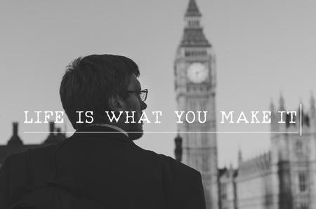 人生は何を作ってそれあなたはそれを行うことができます変更