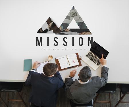 Mission Vision Innovation Leader Aim