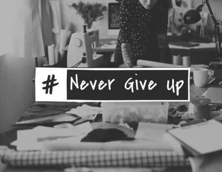 retry: Never Give Up Challenge Encouragement