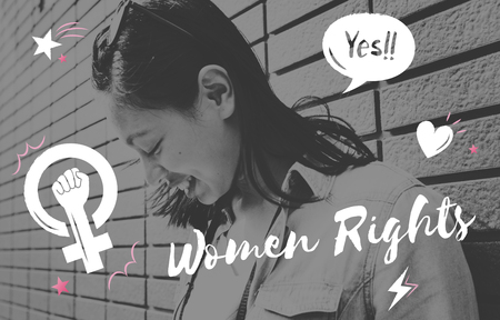 yourself: Feminism equality confidence women right