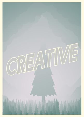 Creative text design