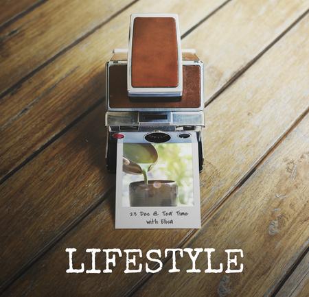 habitual: Lifestyle Life Habitual Instant Film