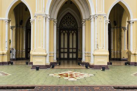 Church Doorway Entry Design Concept