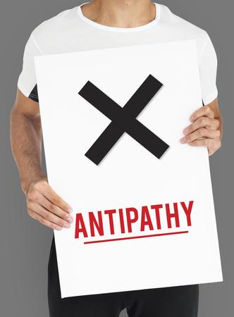 Hatred Rage Animosity Negative Hate Speech