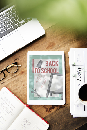 Back To School Learning Icon