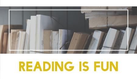 Lezen is leuk en goed onderwijs.