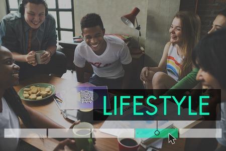 Lifestyle Leisure Recreation Activity Icon
