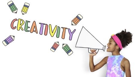 Creativiteit Ideeën Verbeeldingskracht Inspiratie Vaardigheden Perspectief Stockfoto