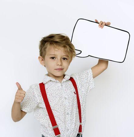 아이 초상화 지주 종이 아이콘
