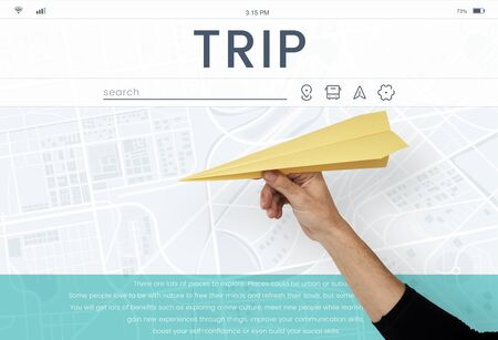 Map GPS Direction Navigation Route Travel