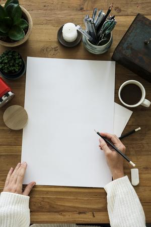 作業プロセス手仕事場