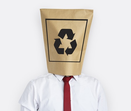 Recyclable Environment Care Package Sign Symbol