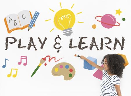 Apprendre l'icône de l'apprentissage du jeu