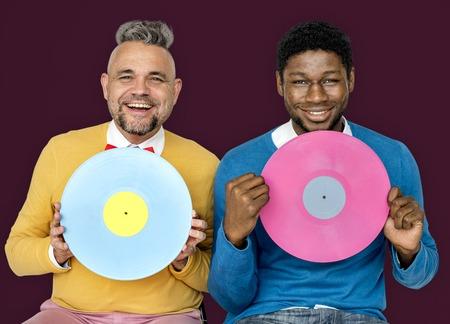 People Friendship Vinyl Retro Classic Music Media Entertainment