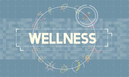 Wellness concept Stock Photo