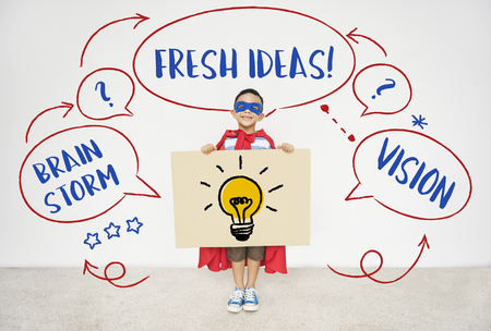 showoff: Fresh Ideas Creative Innovation Light bulb